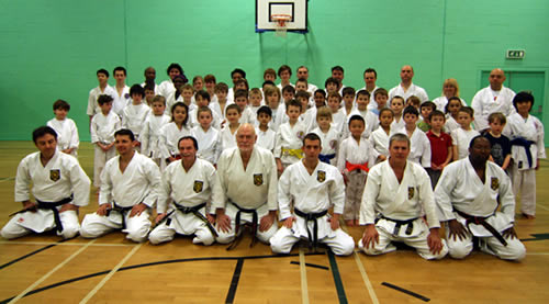 Hitchin Karate Club